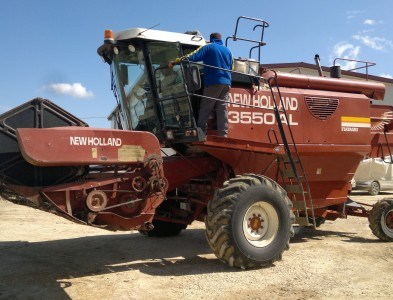 New Holland 3550 AL